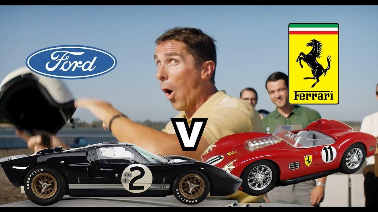Le Mans \u002766 Ford V Ferrari V Reality