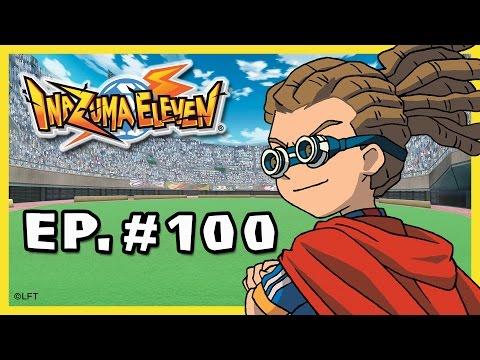 Capítulo 100 Inazuma Eleven Castellano: «UN ENCUENTRO CON KAPPAS, ¡QUÉ MARAVILLA!»