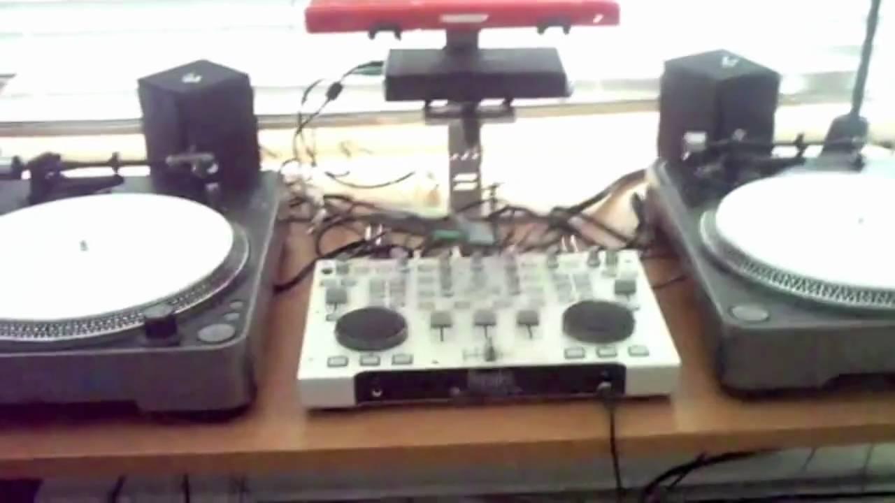 timecoded vinyl dj setup youtube. Black Bedroom Furniture Sets. Home Design Ideas