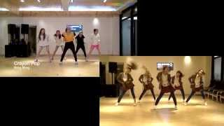 크레용팝 (Crayon Pop) - Bing Bing (Dance Practice) (Both Version…