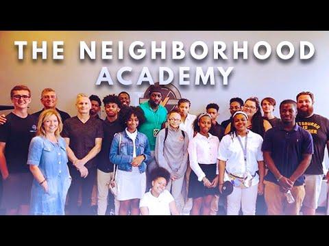 Inside The Vault - A Day with The Neighborhood Academy and The Rhythm19 Fund