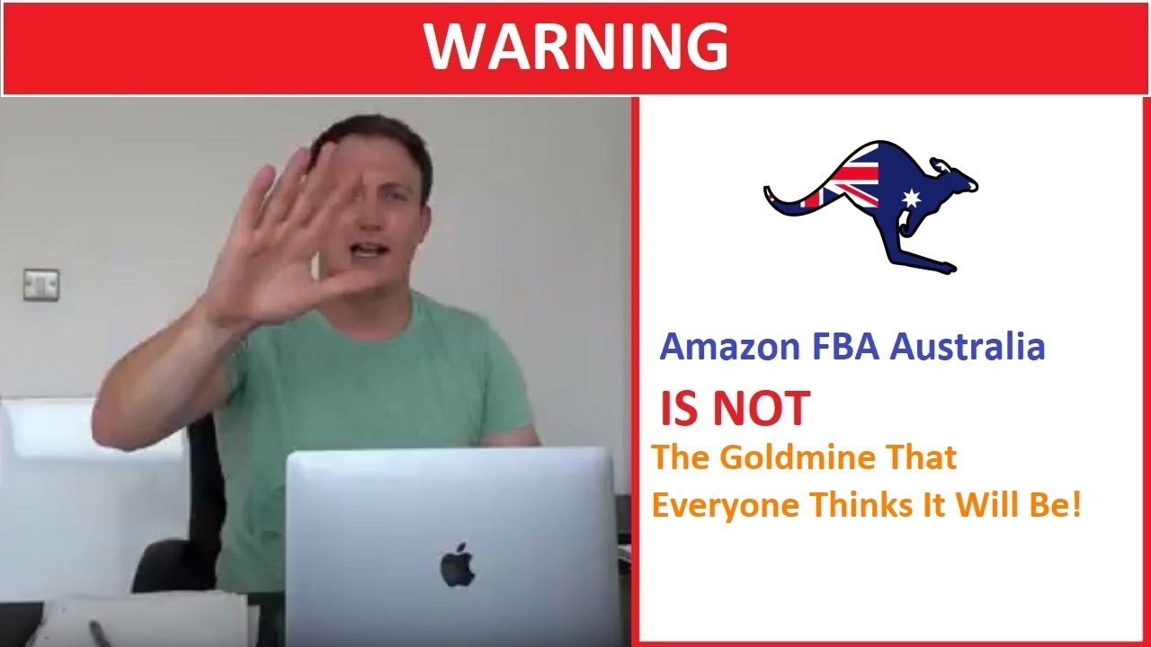Amazon FBA Australia - Don't Start Selling Until You Watch This❗