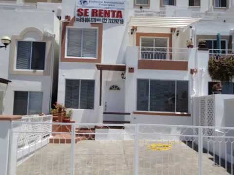 Casa en renta playas de tijuana youtube for Casas en renta tijuana