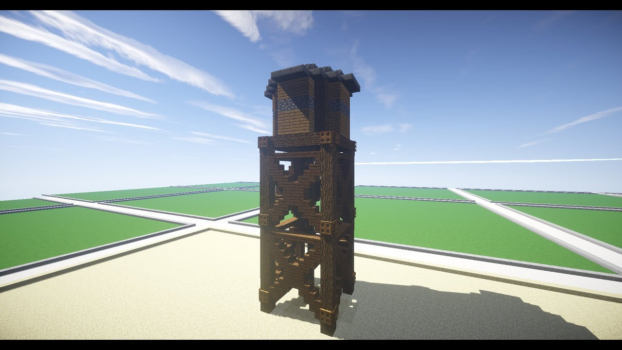 Wild Wild West Water Tower