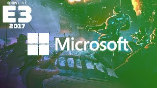 FULL Microsoft Press Conference - E3 2017