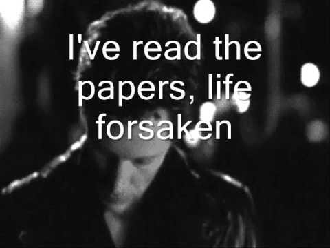 Bon Jovi-I'm with you (Lyrics on screen)