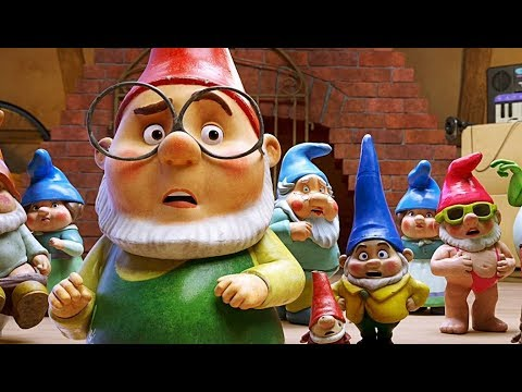 Gnomeo I Julia 2