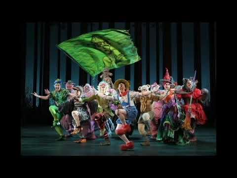 Freak Flag Shrek! The Musical Cover