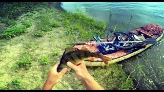 Рыбалка с ночевкой. Поход на острова. Река Бузан.  Ловля окуня на джиг. Ловля сазана на жмых