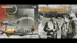 Eduard 1//48 adlerangriff Limited Edition # K11144