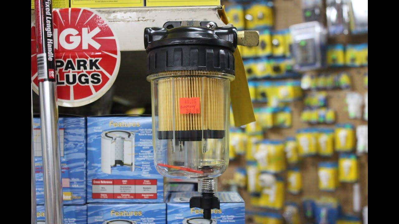 quick view marpac fuel water separator [ 1280 x 720 Pixel ]