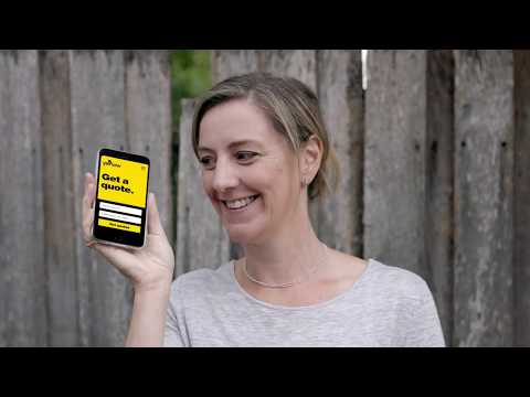 Get a quote with Yellow 15sec video