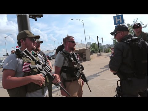 RNC/WEST OHIO MINUTEMEN 2016 OPEN CARRY Cleveland, OH