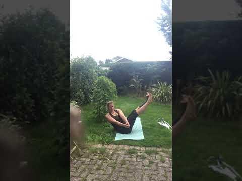 Cast yoga