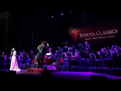 Tetap Dalam Jiwa - Isyana Sarasvati (Toyota Classic Concert 2016)