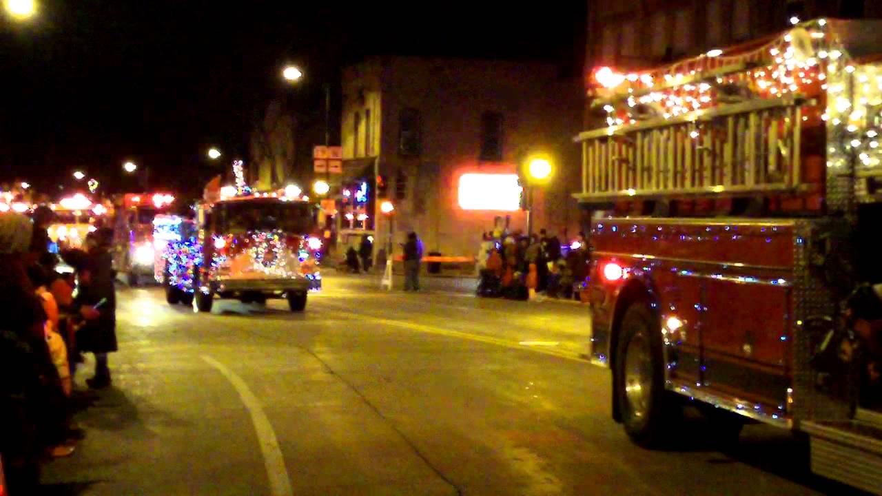 2012 Sun Prairie Wi Christmas Tree Lighting 3 Of 4