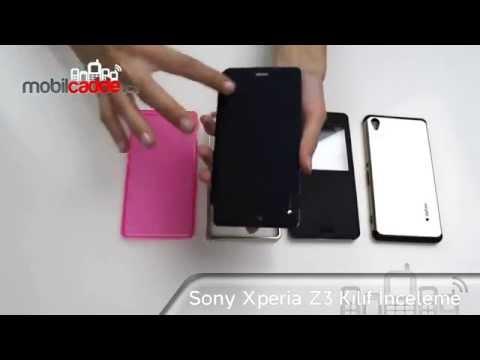 Baseus, Dafoni Sony Xperia Z3 Kılıf İncelemesi