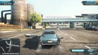 Need for Speed ™ Most Wanted 2012 [PC] Aston Martin DB5