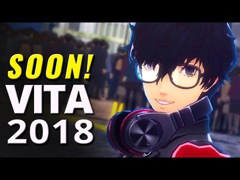 8 Upcoming PS Vita Games for 2018