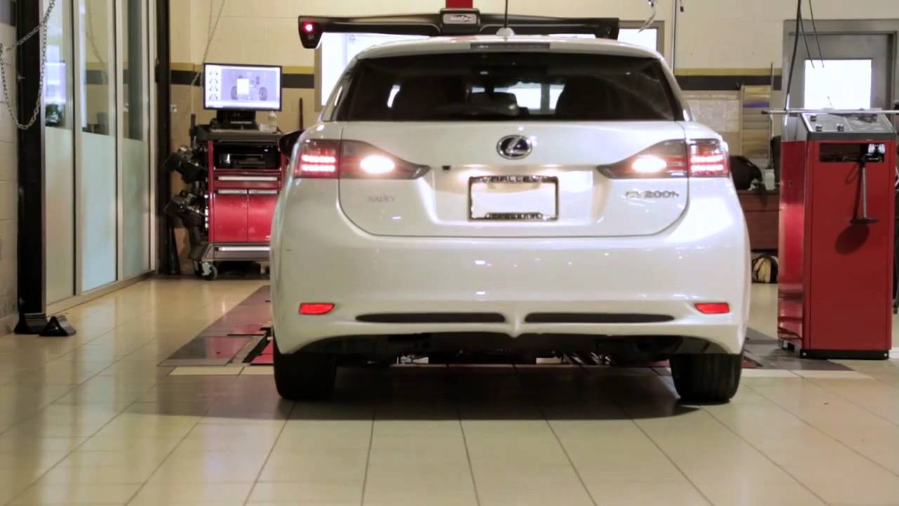 Nalley Lexus Galleria The Proper Alignment Maintenance YouTube - Nalley lexus service coupons
