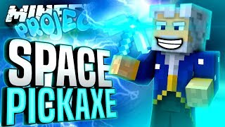 Minecraft - SPACE PICKAXE - Project Ozone #166
