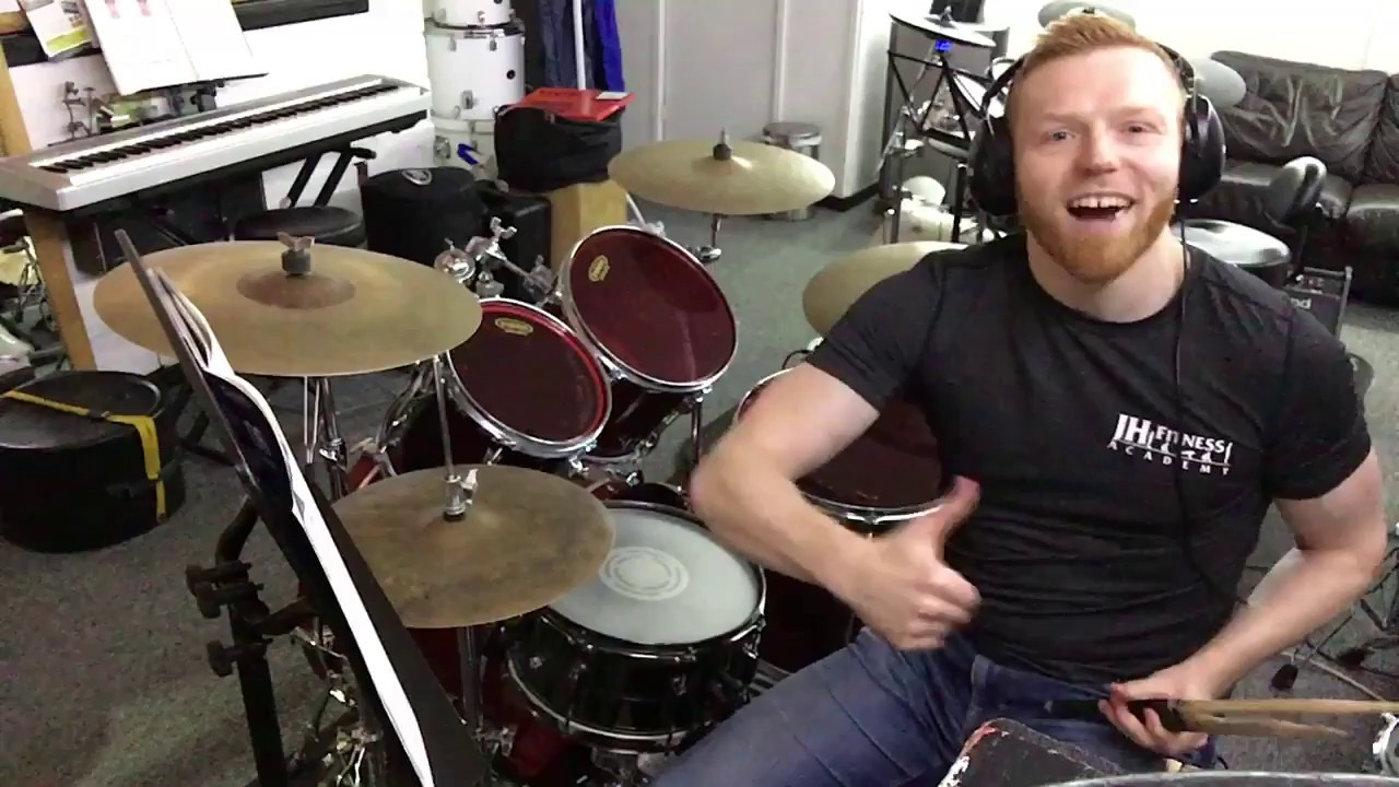Download Love Rears Its Ugly Head - Trinity Rock and Pop Grade 6 Drums NEW SYLLABUS