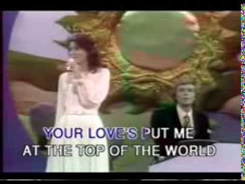 Carpenters Top Of The World Lyrics