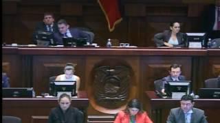 Votación Ratificación -  #Sesión461 - #CódigoAdministrativo