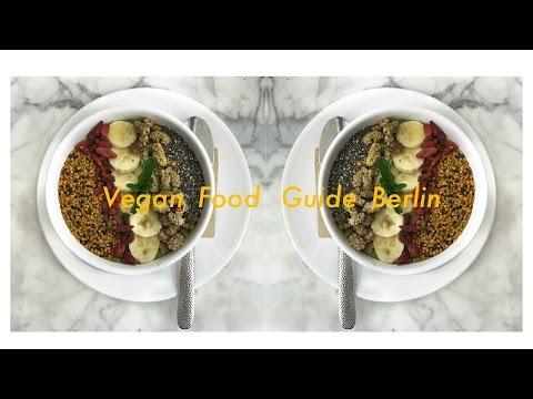 Vegan Food Guide Berlin