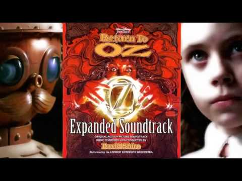 Return to Oz OST 21  Ruby Slippers Colloquy