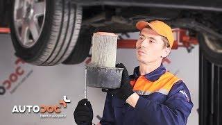 Sådan udskifter du luftfilter på VW LUPO GUIDE | AUTODOC