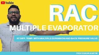 Baixar Multiple evaporator at diff.temp. with multiple expansion valve & back p valve