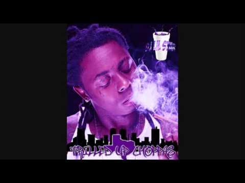 Lil Wayne - Pussy Money Weed(Trilled & Chopped)★Dj-Lil Star★