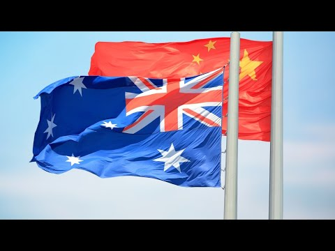 Victoria Went 'behind Commonwealth's Back' On China