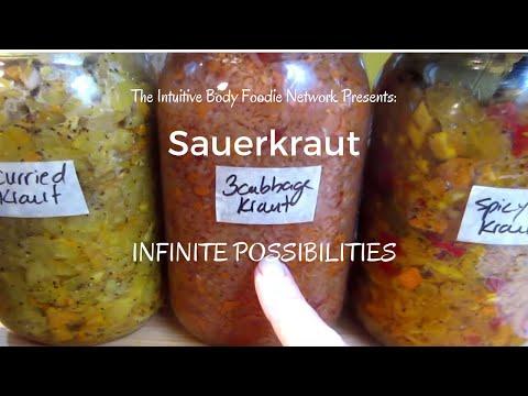 Sauerkraut: Infinite Possibilities!