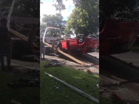 Accident Thornton rd Bradford