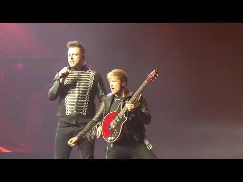 Westlife - Queen Medley (Incomplete) - Belfast - 22nd May 2019