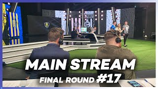 FINAL ROUND | MAIN STREAM I SPEELRONDE 17 I eDivisie 2019-2020 FIFA20