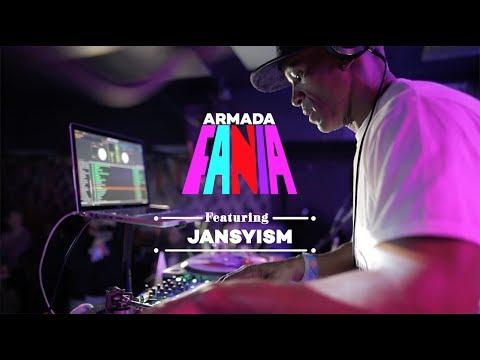 Fania Presents: Armada Fania DJ Profiles - Jansyism