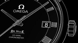 OMEGA De Ville Калібр 8500/8501 - Керівництво Відео