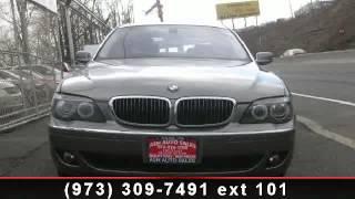 2006 bmw 7 series ash auto sales hillside nj 07205