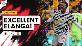 Fighting For EL Final Places!   Wolves 1-2 Manchester United   Review