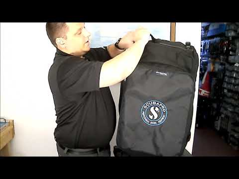 Motor City Scuba | SCUBAPRO Porter Bag
