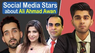 Top Youtubers & Motivational Speakers about Ali Ahmad Awan