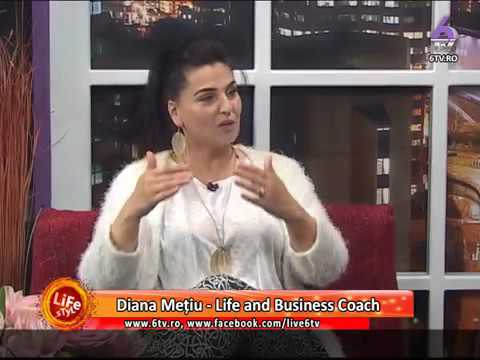 Diana Metiu - 6TV - Lifestyle cu Ana-Maria 05.06.2016