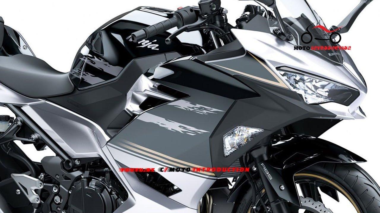New Kawasaki Ninja 250 2019 2019 Kawasaki Ninja 250 Metallic