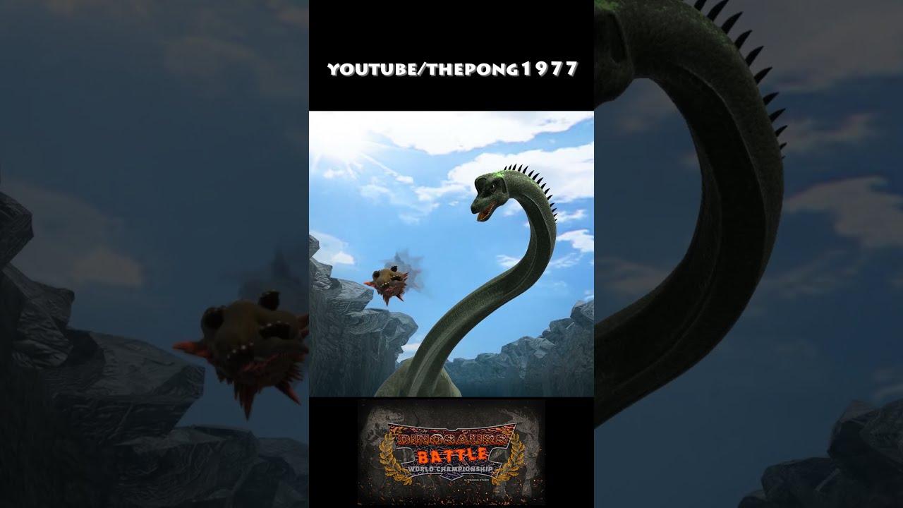 Dinosaurs Battle s2 GD4   Official Trailer
