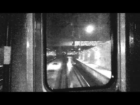 Late-night CTA Blue Line train # 221 O