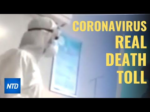 Exclusive: Wuhan funeral home staffer reveals real death toll of coronavirus | NTDTV