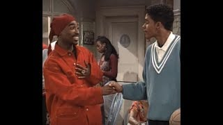 A Different World: The Tupac Shakur Episode - part 3/6 - Homie, don't ya know me?
